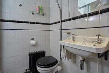 Family shower-room.