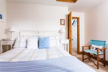 The double bedroom (Bedroom 3).