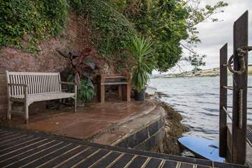 Escaping to this perfect little spot for a romantic BBQ is a very special thing to do.