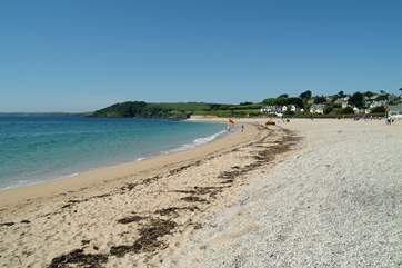 Gyllingvase beach is a ten minute walk away, perfect for watersports and patrolled by life guards in the holiday season.