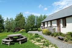 Woodcutters Barn - Holiday Cottage - 4.7 miles S of Launceston