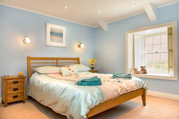 Penally cottage has four beautifully presented bedrooms.