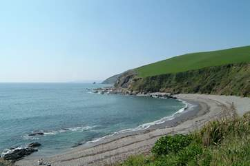 Portwrinkle beach is less than two miles away.