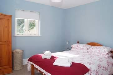The double bedroom (Bedroom 1).