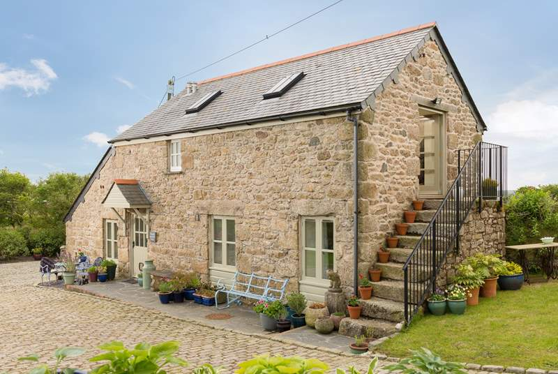 Higher Manhay Barn Holiday Cottage Description Classic