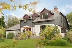 Froglands - Holiday Cottage - 2.7 miles N of Fowey