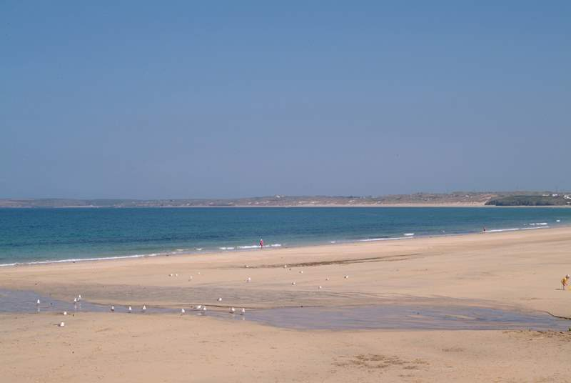 Nearby Carbis Bay.