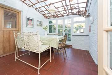 The garden-room.