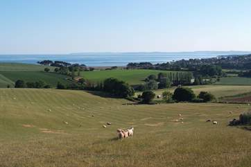 East Devon has unspoilt countryside and a stunning coastline.