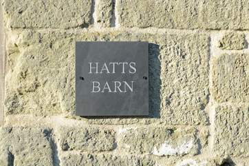 Hatts Barn has been beautifully restored.