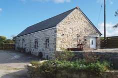 Sunrise Barn - Holiday Cottage - 5.2 miles E of Hayle