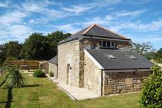 Sunset Barn - Holiday Cottage - 5.1 miles E of Hayle