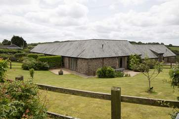 The collection of barn conversions.