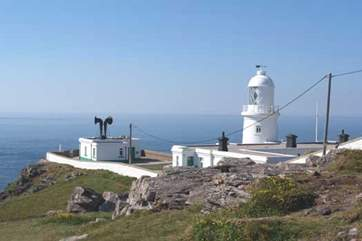 Pendeen Lighthouse is a short distance away and well worth a visit.
