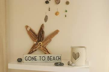Hopefully the sun will shine brightly and you will be going to the beach!