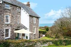 The Old School House - Holiday Cottage - 4.8 miles NE of Boscastle