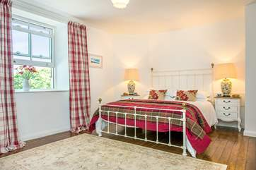 The cottage has 3 beautifully presented bedrooms
