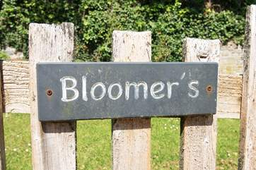 Bloomer's is waiting to welcome you on your holiday