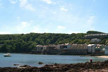 Looking towards Cawsand from Kingsand.