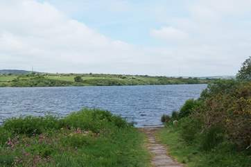 The reservoir can be a place to sit and take in the peace and tranquility or for something more active, head up to the watersports centre where there is something to enjoy on the water for all ages.