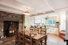 Cobwebs - Holiday Cottage - 4.6 miles NW of Falmouth