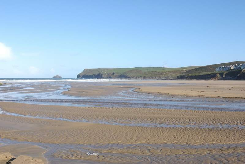 Polzeath.