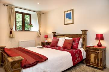 Millers has 2 lovely bedrooms