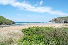 Seahorses - Holiday Cottage - Mawgan Porth