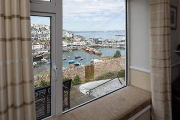 Fantastic views can be enjoyed from your living room.