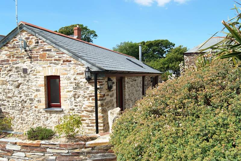 Owlets is a newly converted barn.