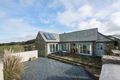Owl Barn - Holiday Cottage - 4.8 miles NE of Port Isaac