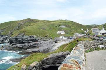 Trebarwith is a great day out with the excellent beach and great clifftop pub.