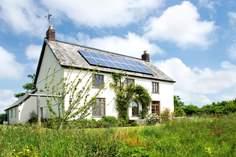 Grascott House - Holiday Cottage - 8.7 miles NE of Holsworthy