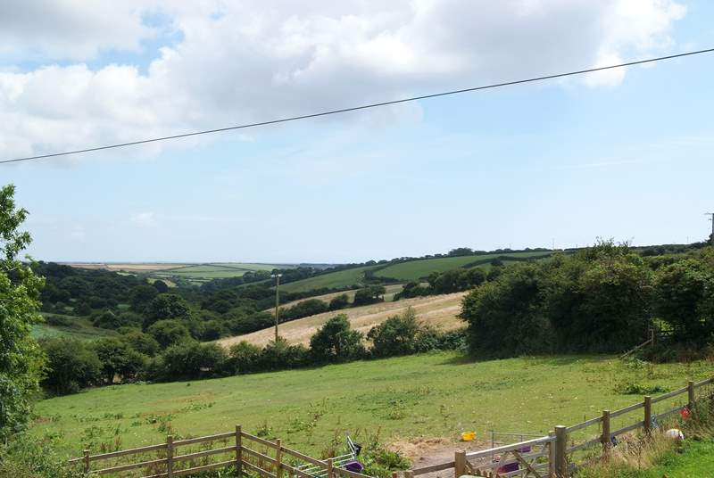 The surrounding countryside has lots of footpaths ideal for exploring the area on foot.