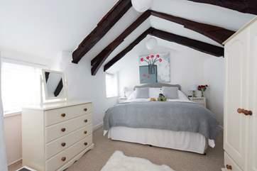 The double bedroom has an en-suite shower-room.