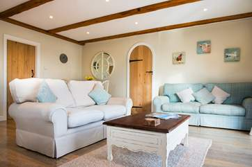 This stunning property has been furnished with great style.