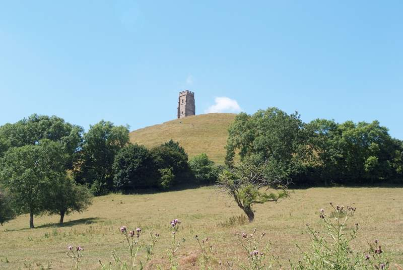 Glastonbury is an easy drive into the heart of Somerset. A really good day out - especially if you make it to the top of Glastonbury Tor.