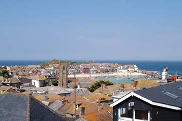 Picturesque St Ives.