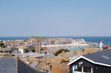 Picturesque St Ives is well worth a visit.