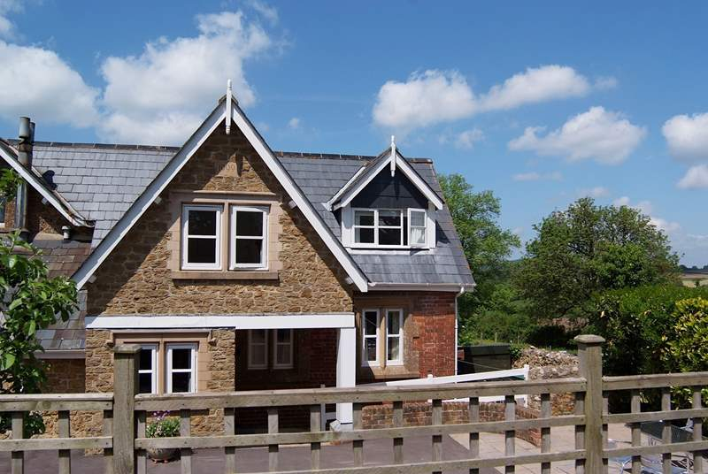 This is a spacious traditional property that has been made into a very comfortable home.