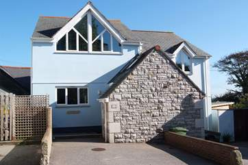 Driftwood is an attractive semi-detached cottage.