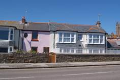The Pink House - Holiday Cottage - Penzance