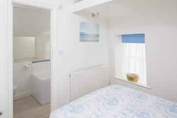 Bedroom 1 has an en suite bathroom.