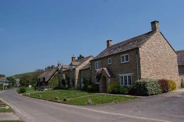 2 Penny's Cottages is in a quiet no through road just a five minute walk from the village centre.