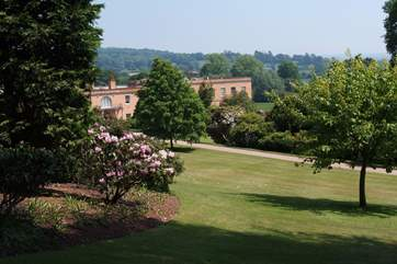 Killerton House is the nearest National Trust property, with lovely gardens and the 800 acre Ashclyst Forest to explore.