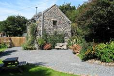 Higher Lampra - Holiday Cottage - Mullion