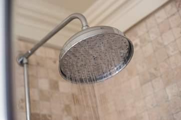 Modern showers.