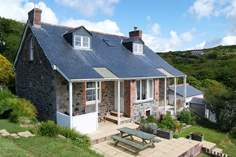 Coth Lytherva - Holiday Cottage - Cadgwith
