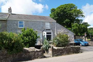 At the heart of the village and almost 200 years old, semi-detached Blythe has recently been completely renovated.