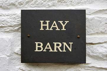 A warm welcome awaits you at The Hay Barn.